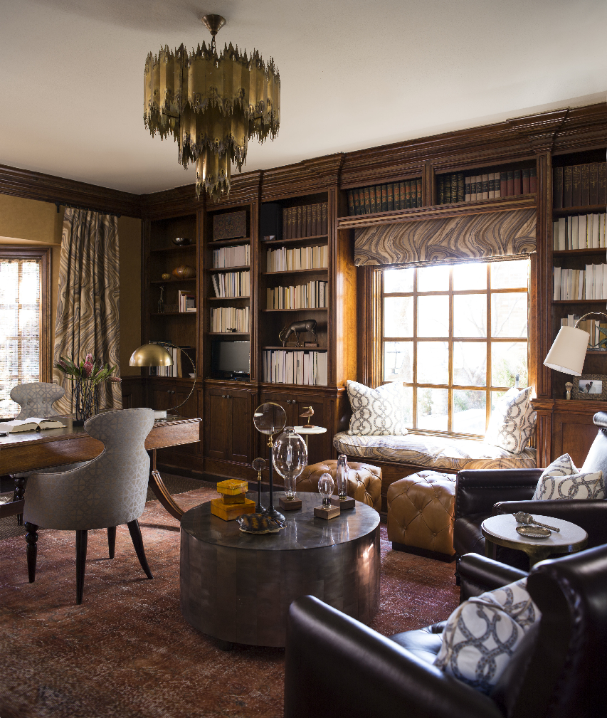 Dreamy Spaces: Cozying Up To Heather Garrettu0027s Luxe Interiors... U2014 Franki  Durbin