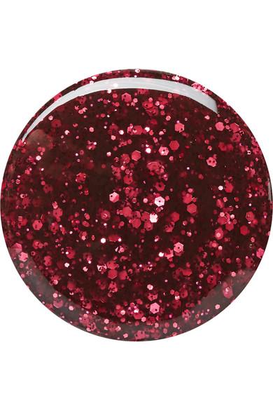 Ruby Glitter Polish