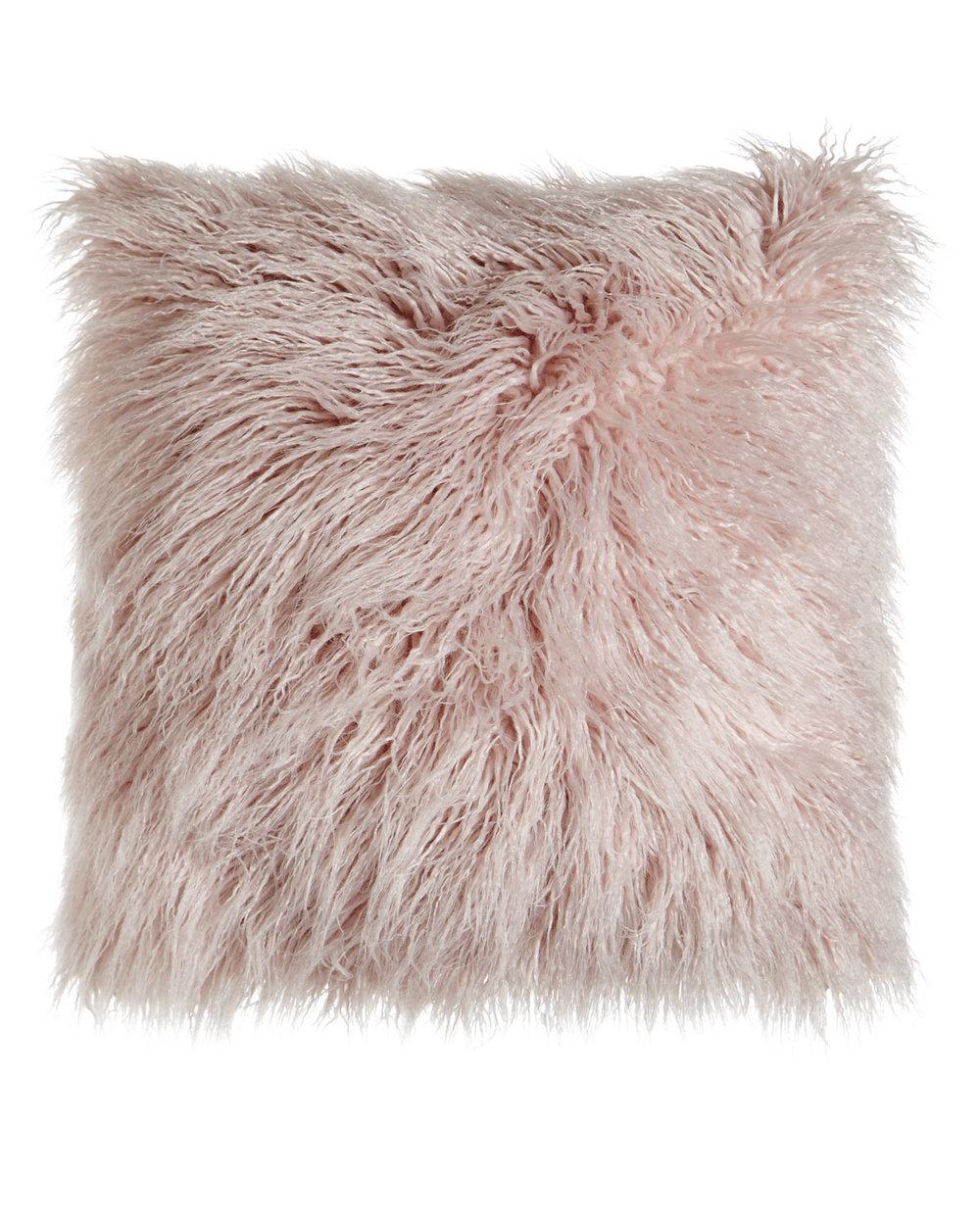 Faux Llama Pillow