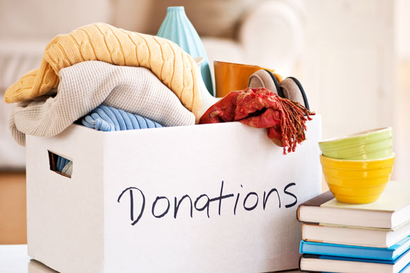 Accepting Donations  Monday - Saturday 10:00am - 5:00pm   learn more