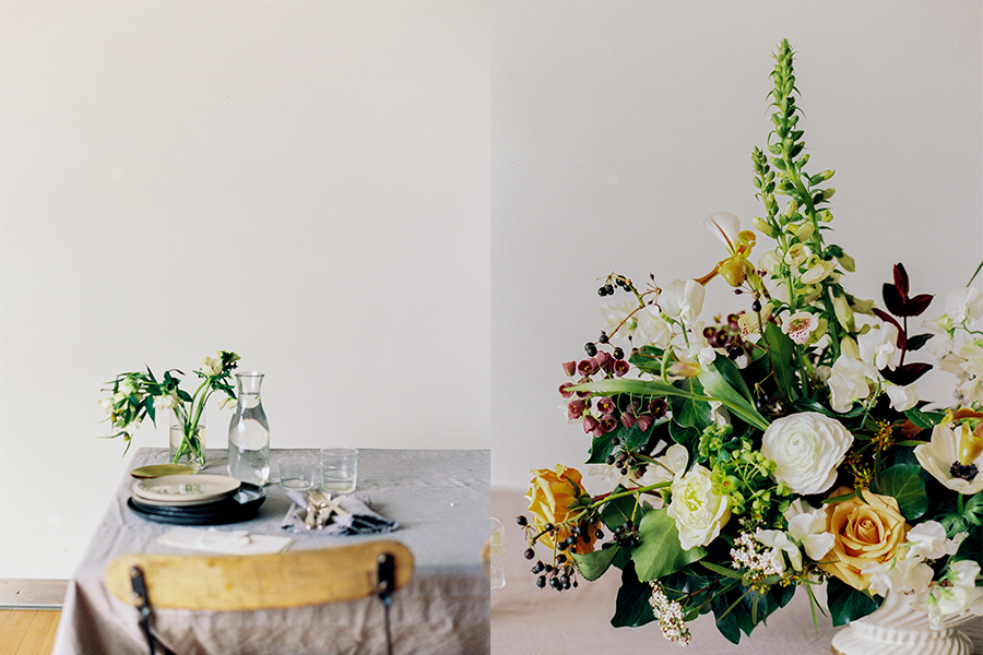 twigss floral / styling by ginny au
