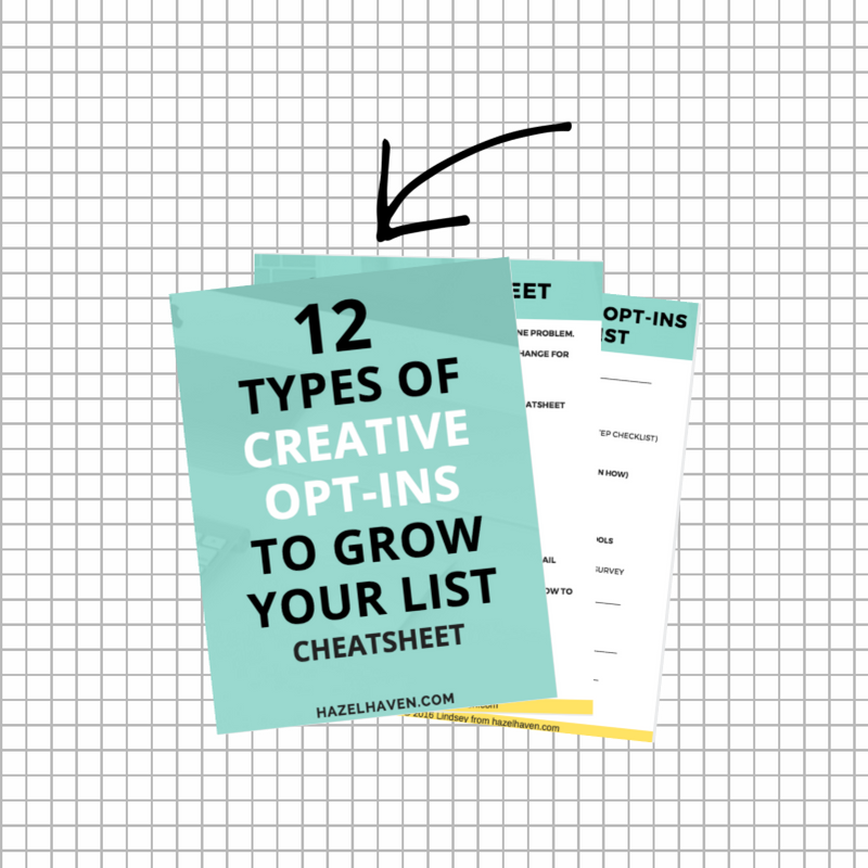 Grab your free opt-ins cheatsheet!