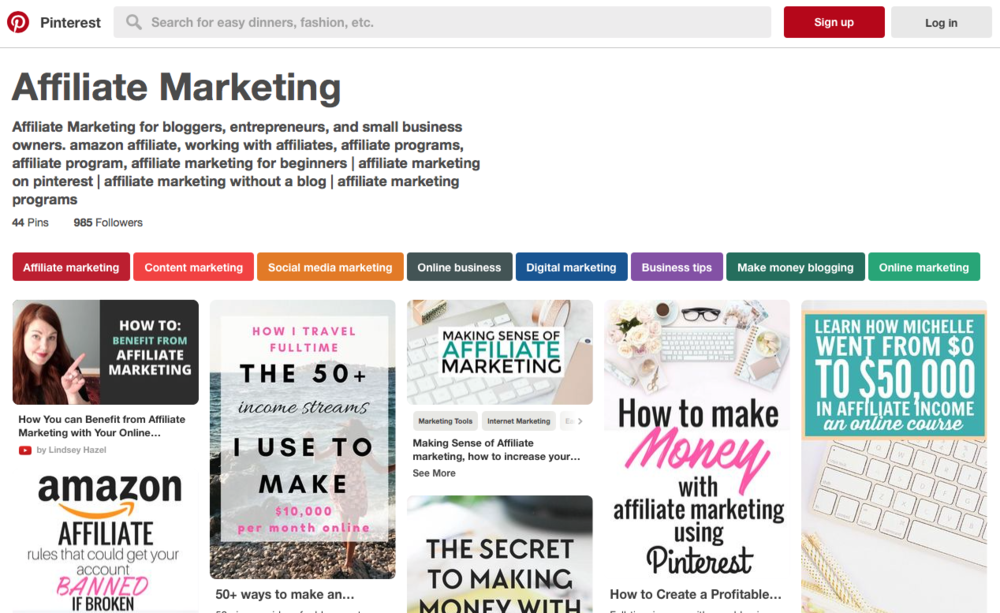 https://www.pinterest.com/hazelhaven/affiliate-marketing/ #affiliatemarketing