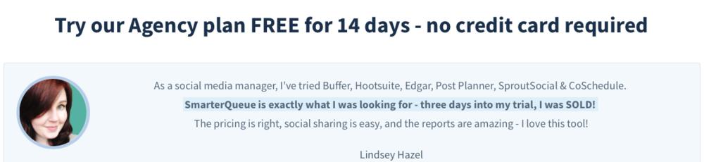 smarterque review hazelhaven.com