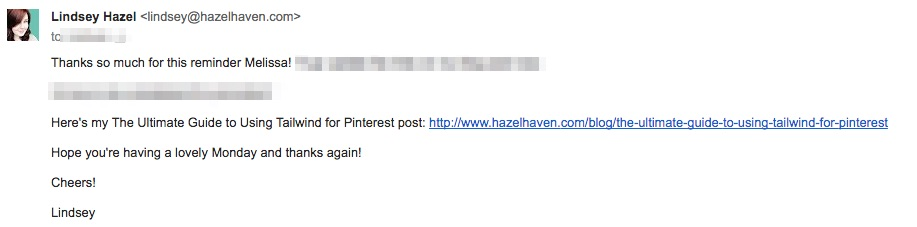 http://www.hazelhaven.com/tailwind