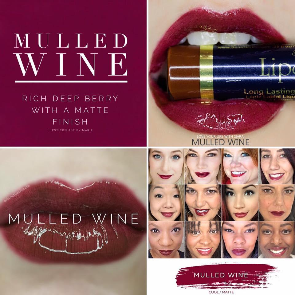 Mulled Wine Collage: Photo Credit: https://linktr.ee/lipstick2last