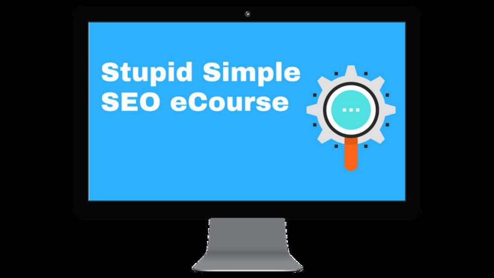 stupid simple seo course review via hazelhaven.com