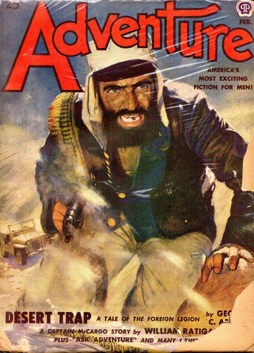 AdventureFeb 1950