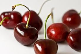 I love Virginia summers because of all the sweet and tart cherries. There is often a bowl of red cherries sitting on our dinner table – though not for long.  What makes cherries so great is that they contain a ton of antioxidants, can help with muscle soreness, and are a good anti-inflammatory.