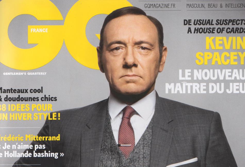 GQ France <span>France, Feb. 2014</span>