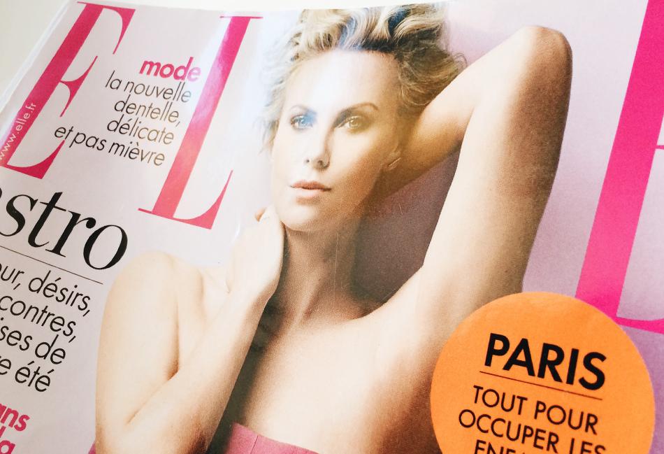 Elle France <span>France, June 2014</span>
