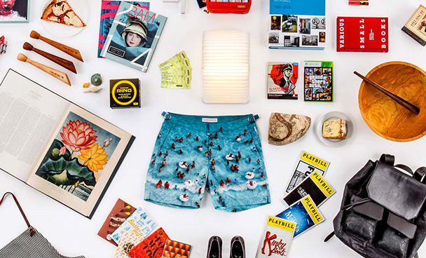 The NYT Gift Guide <span>USA, Dec 2013</span>