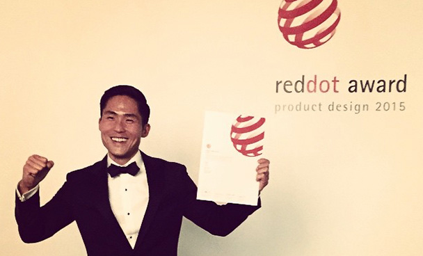 Red Dot Award - Product Design <span>Germany, 2015</span>