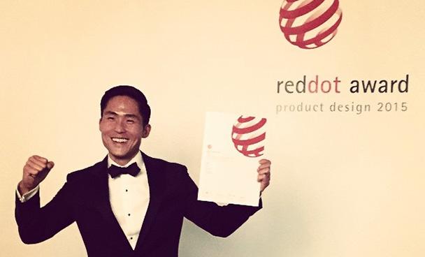 Red Dot Award - Product Design <span>Germany, 2015</span>