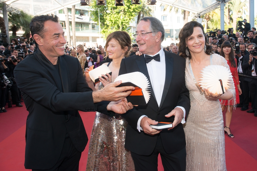 Cannes Film Festival <span>Cannes, May. 2016</span>