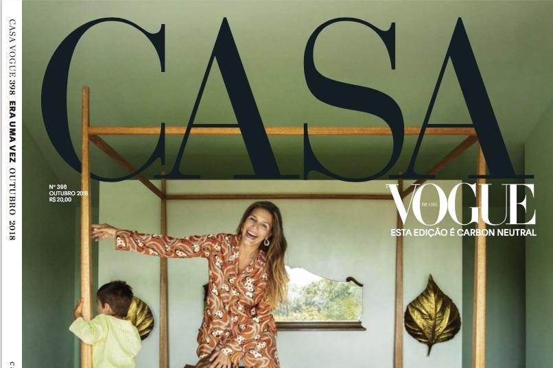 Casa Vogue Brazil, OCT. 2018