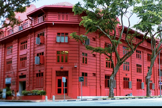 Red Dot Museum <span>Singapore, Aug 2015</span>