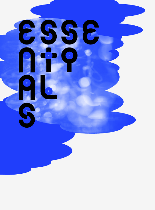 Graphic created based off of Essentials December event poster at Hi-Tones last year.