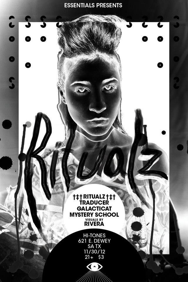 Essentials Presents: Ritualz @ Hi Tones 11/30/12