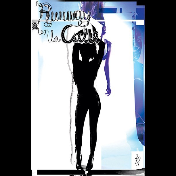 Runway en la Calle teaser flyer by @essentials210 w/ @agostocuellar model: @audrapiss