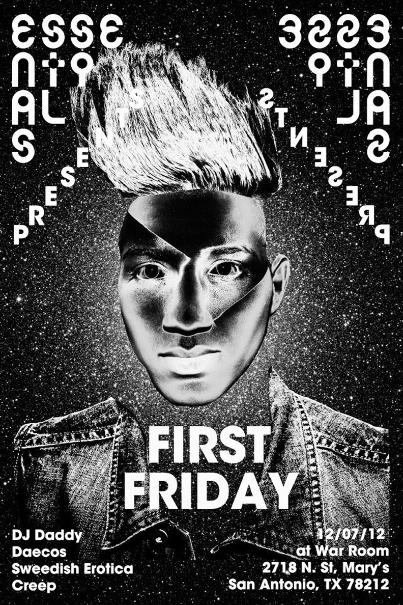 Essentials Presents: First Friday @ War Room