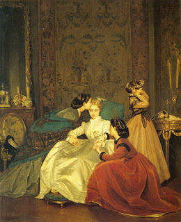 Toulmouche_Auguste_The_Reluctant_Bride