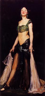 Salome by Robert Henri