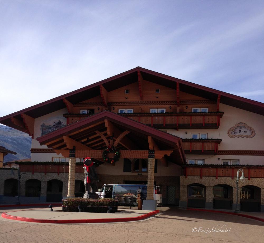 Hotel Bear in Midway, Utah