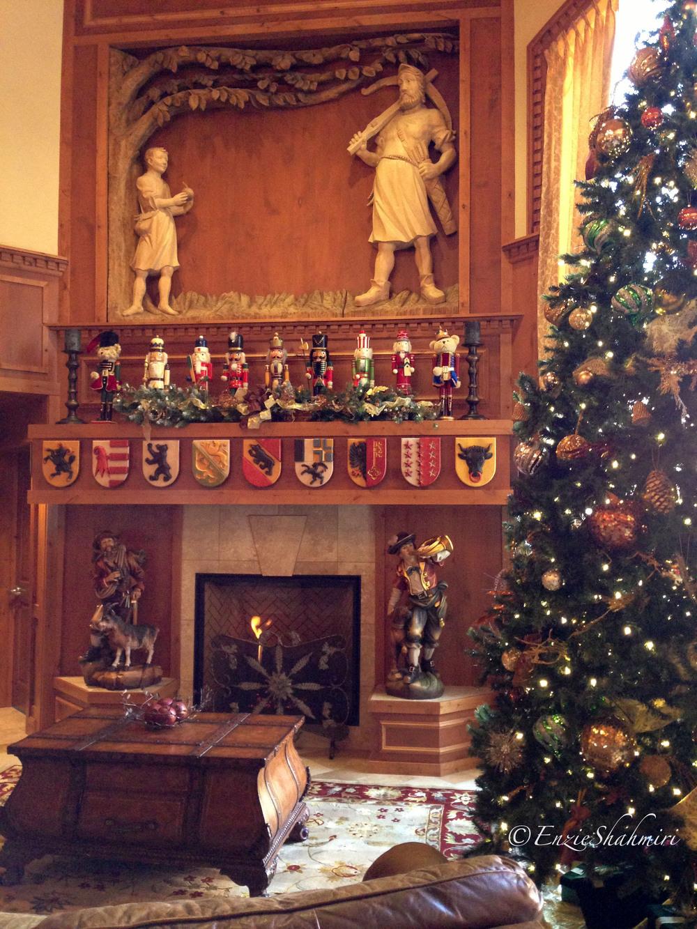 Lobby at Hotel Bear