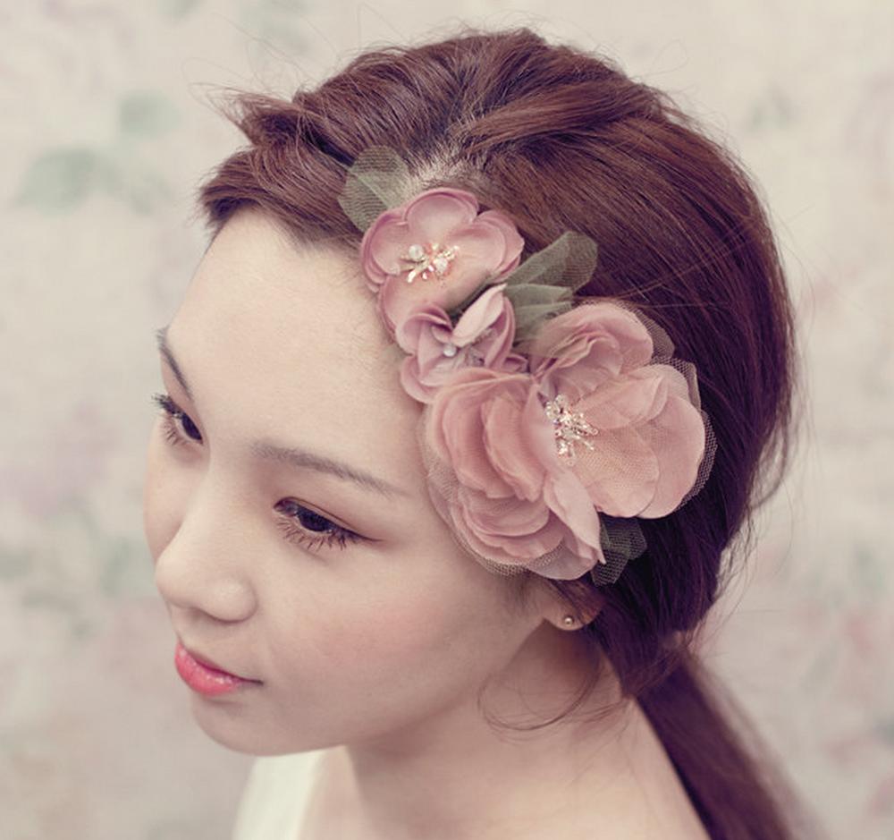 Bridal Hair Piece bywishpiece