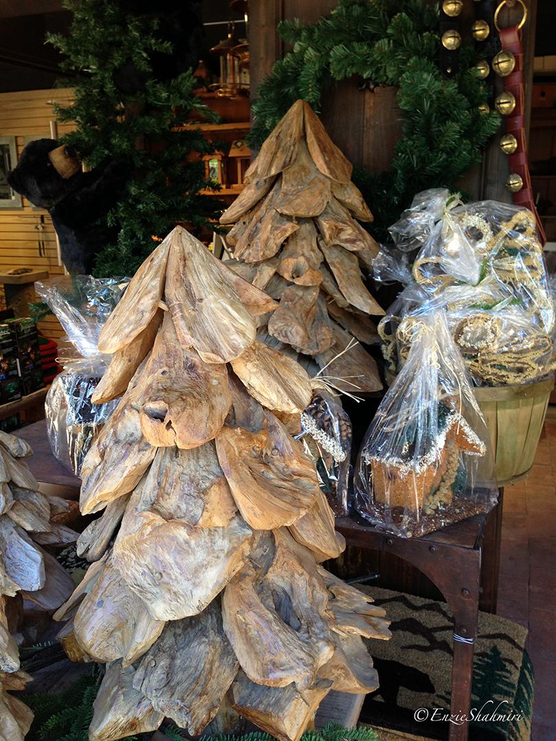 Wooden Pines