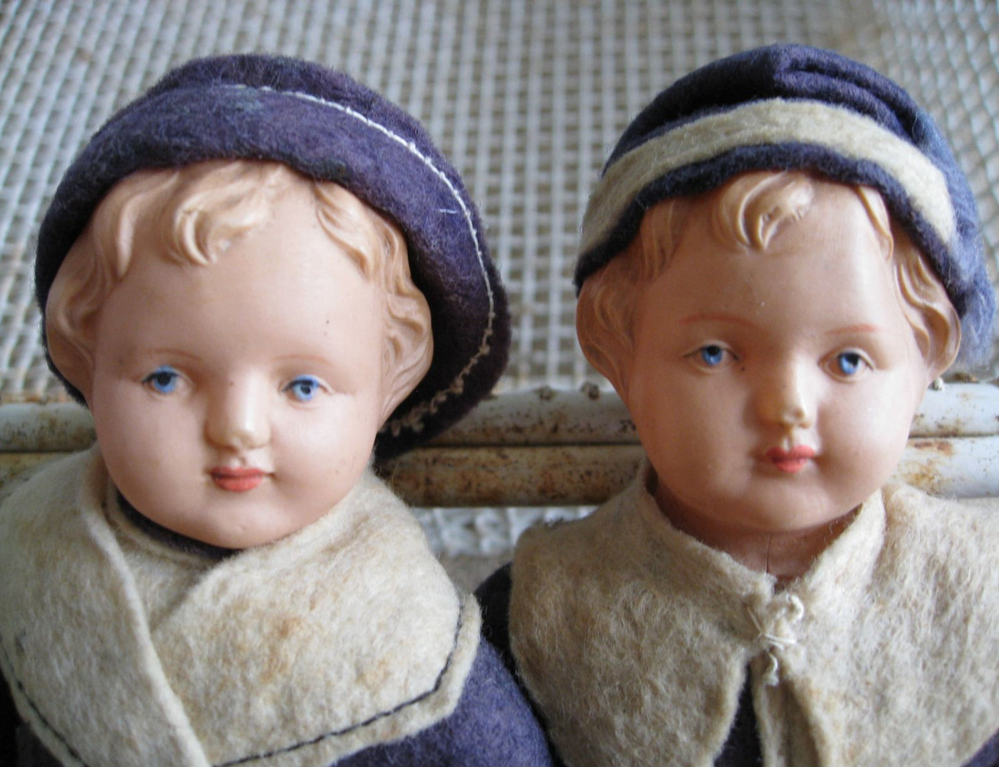 Vintage Sailor Dolls bypaprikarose