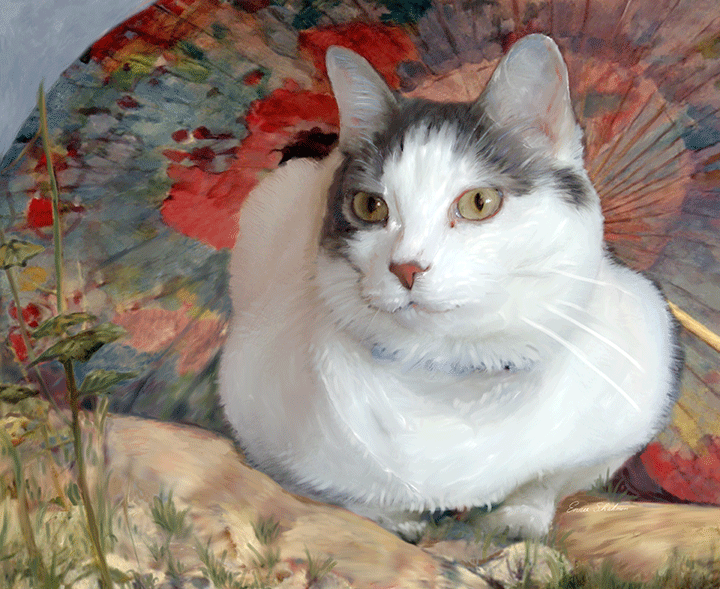 cat-painting-by-enzie-shahmiri