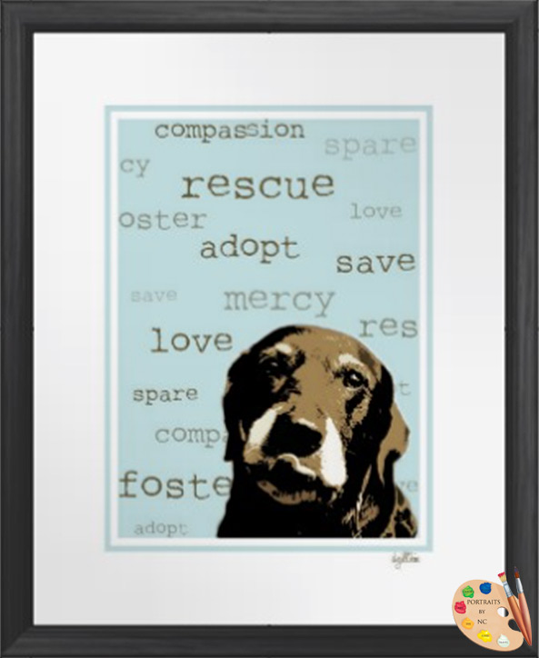 Rescue Poster Print by Creekart
