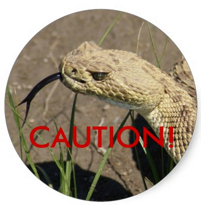 rattle-snake-caution