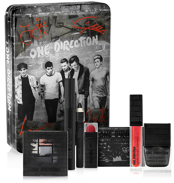 Midnight Memories Kit comes with