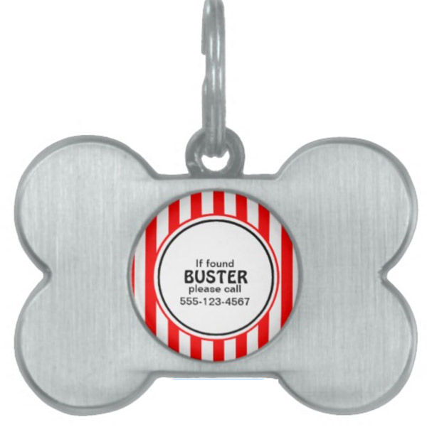 Customizable Pet Tag