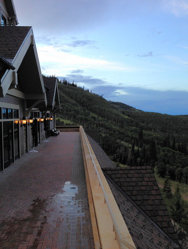 Breathtaking Views of Deer Valley