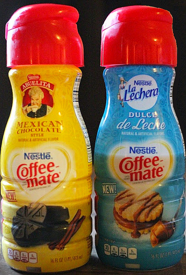 Two New Latin Flavors by Coffeemate