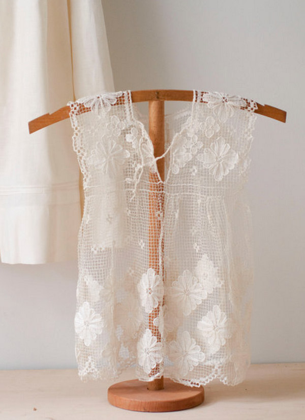Netted Lace by Klinker