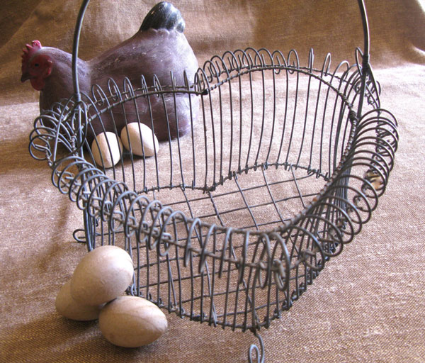 Vintage Basket