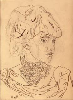 Anna Maria Sketch