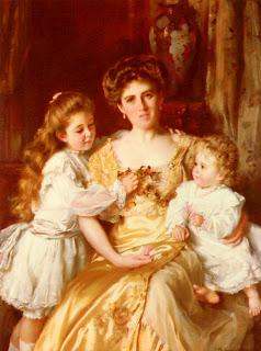 A Mother's Love-Kensington