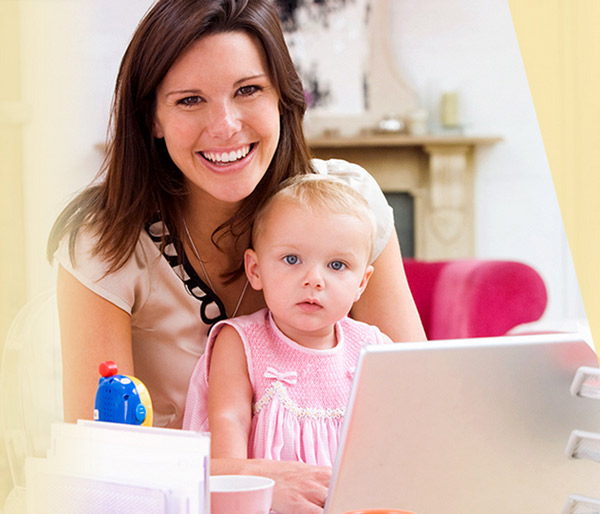 MUMZY allows Moms to be Entrepreneurs