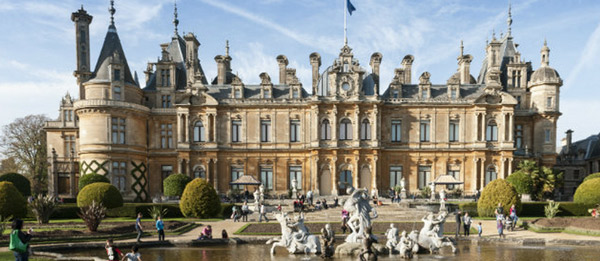Waddesdon Manor, UK