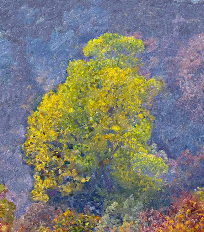 Valley of the Trees Detail 2