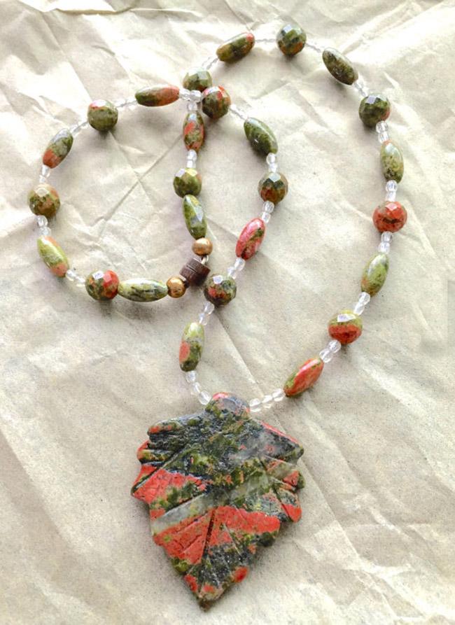 Cheyenne Autumn Necklace