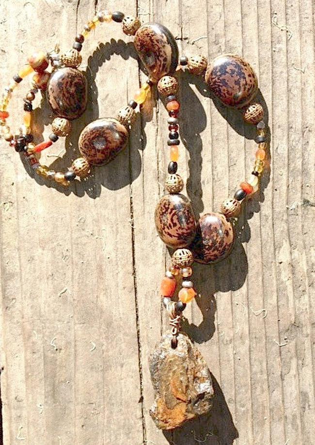 Sea Rustic Necklace