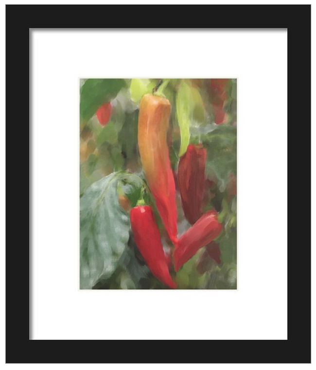 My Chilli Pepper Print is Available Here