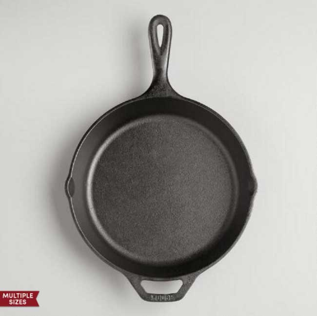 Cast Iron Skillet from Cost Plus